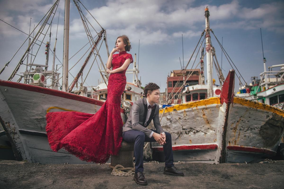 【國內婚紗】 墾丁。東港。廟宇婚紗。海景浪漫婚紗。跟著我們一起玩婚紗吧!~