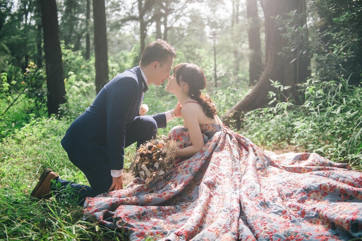 【國內婚紗】詮釋愛情比什麼都重要。嘿皮爸的嘿式風格能給妳最好的愛情回憶